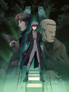 Ghost in the Shell: Stand Alone Complex - Solid State Society (Dub)