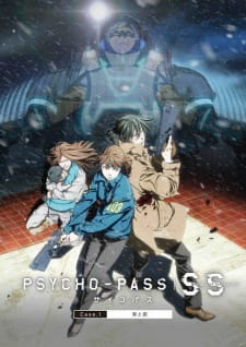 Psycho-Pass: Sinners of the System Case.1 - Tsumi to Bachi
